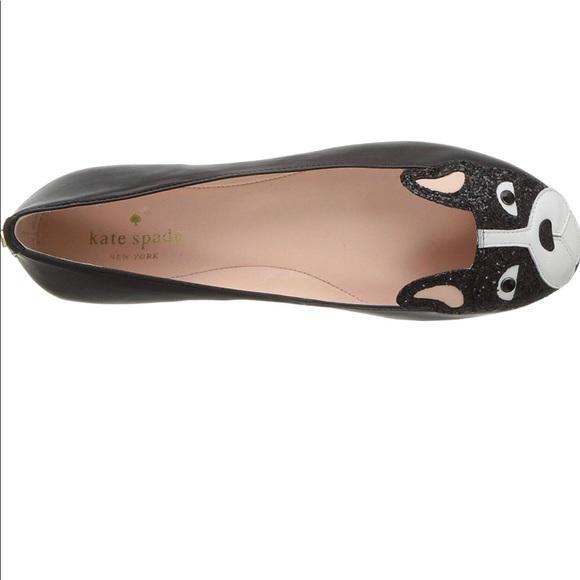 8a20ed89f49f kate spade Shoes - Kate Spade Winthrop Ballet Flats w  French Bulldog
